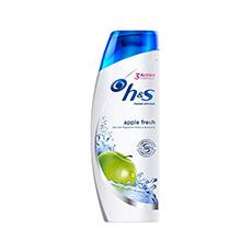 H&S Apple Fresh Champu 270 ml