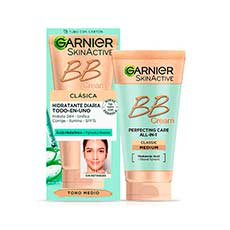 GARNIER BB CREAM PIELES NORMALES SPF15 50 ML