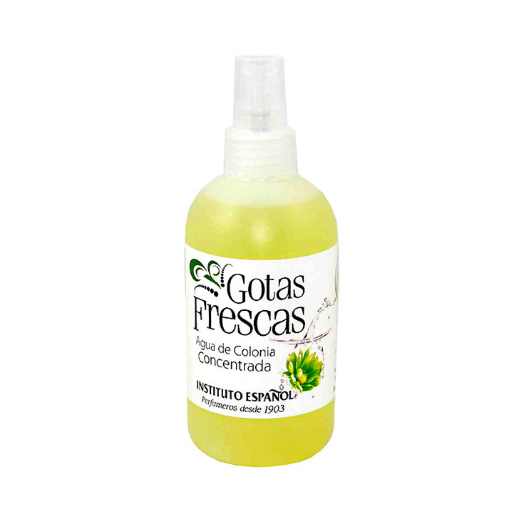 Instituto Español Gotas Frescas Agua De Colonia Concentrada 250 Ml