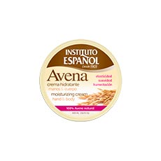Instituto Español Crema Corporal Avena 400 ml