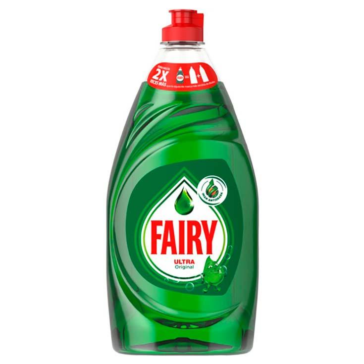 Fairy Ultra Original Lavavajillas a Mano 780 ml