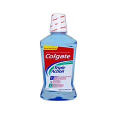 Colgate Triple Action Enjuague Bucal 500 ml