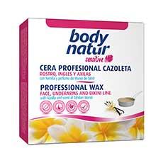 Body Natur Cera con Cazoleta 100 g