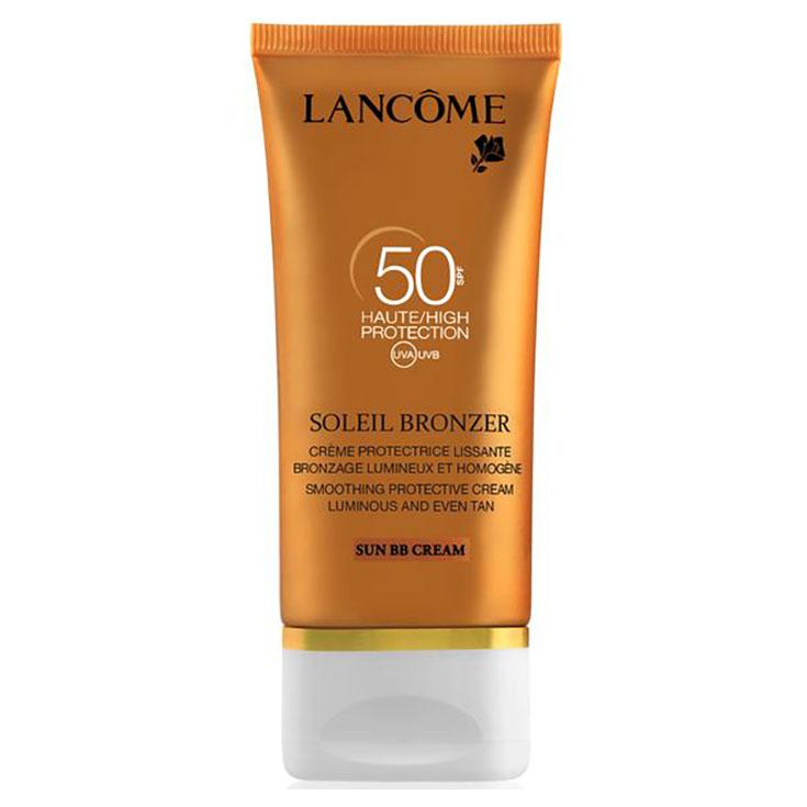 LANCOME SOLEIL BRONZER FACE SPF 50 - SUN BB CREAM