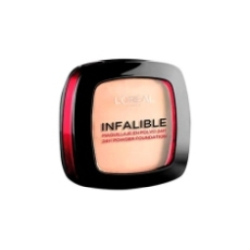 L´OREAL POLVO FUNDENTE INFALIBLE SPF 20,