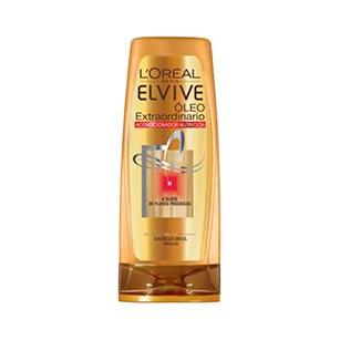Elvive Aceite Extraordinario Crema Suavizante 300 ml