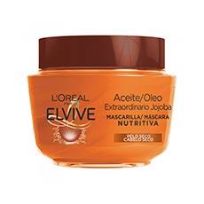 Elvive Aceite Ectraordinaria Mascarilla 300 ml