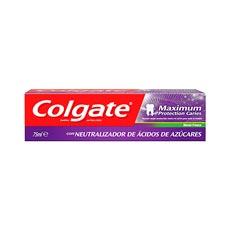 Colgate Maximum Protection Caries Menta Crema Dental 75 ml