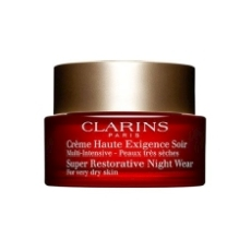 Clarins Multi-Intensive Alta Exigencia Crema Antiarrugas Noche Pieles Muy Secas 50 Ml