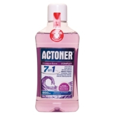 ACTONER ENJUAGUE BUCAL COMPLET 7 EN 1 500 ML