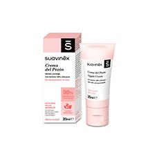 Suavinex Basic Crema Cuidado del Pezón 20 ml