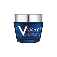 Vichy Aqualia Thermal Crema de Noche Anti-Fatiga 75 Ml