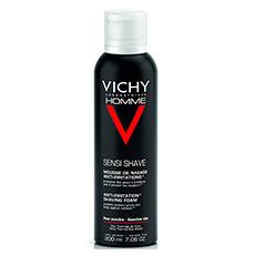 Vichy Homme Espuma de Afeitar Anti-Irritaciones 200 Ml
