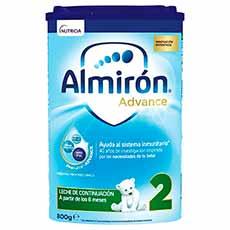 Almirón Advance con ProNutra Leche de Continuación 2 +6 meses
