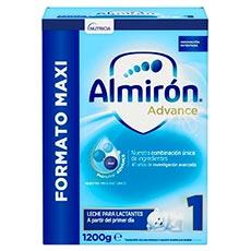 Almirón Advance con ProNutra Leche Lactantes 1