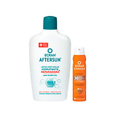 Ecran After Sun 400 ml + Regalo Ecran Bruma Protectora SPF30 75 ml
