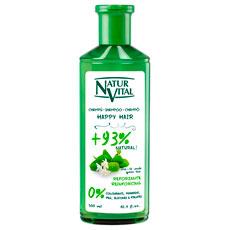 Natur Vital Happy Hair Champu Con Calendula Hidratacion 300ml