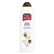 La Toja Gel Nutri Oil Con Aceite De Coco 650 Ml