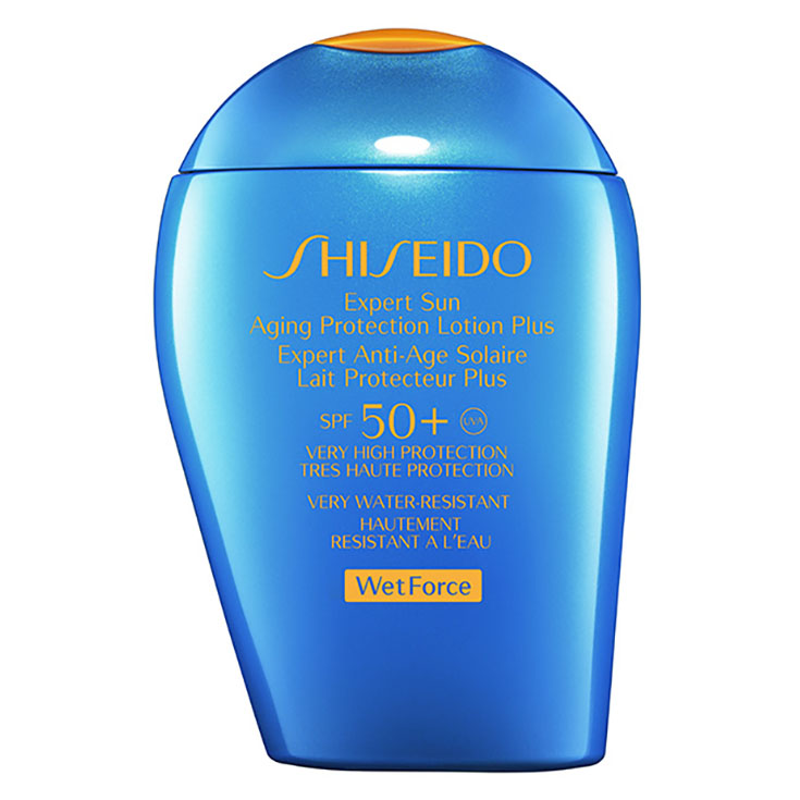 SHISEIDO EXPERT SUN LOTION SPF 50 100 ML