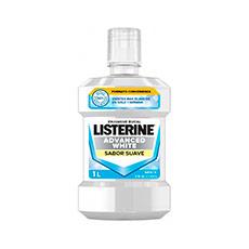 Listerine Enjuague Bucal Blanqueador Avanzado