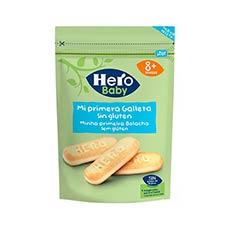 Hero Baby Mi Primera Galleta Sin Gluten 180 g