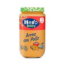 Hero Baby Tarrito Arroz Con Pollo Tierno 235 g