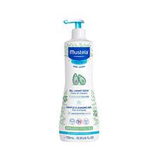 Mustela Gel de Baño Suave Con Dosificador 750 ml