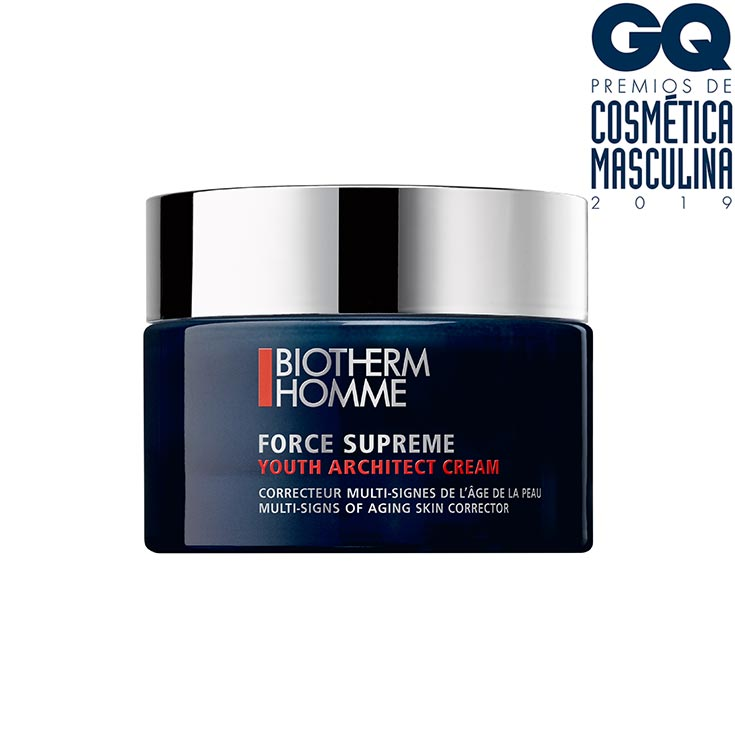 Biotherm Homme Force Supreme Youth Architect Crema Antiarrugas Hombre 50 ml