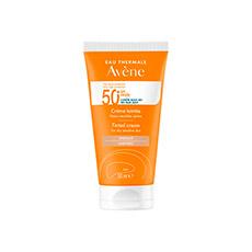 Avène Crema Protector Solar SPF50+ Con Color 50 Ml