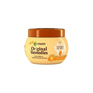 Garnier Original Remedies Mascarilla Reconstitución Intensa 300 ml