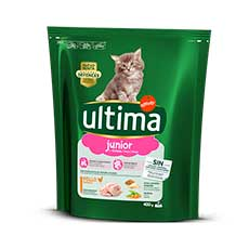 Ultima-Affinity Cat Junior Pollo 1-12 Meses 400 g