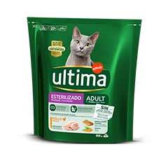 Ultima-Affinity Cat Esterilizado con Pollo Adult 1-10 Años 800 g