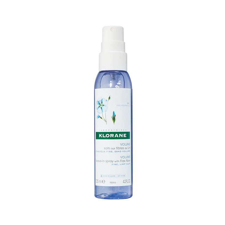 Klorane Spray Volumen a Las Fibras de Lino 125 Ml