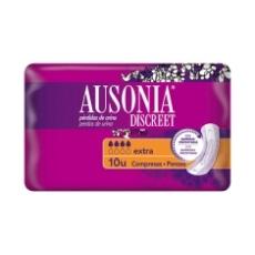 Ausonia Discreet Extra 10 Uds.