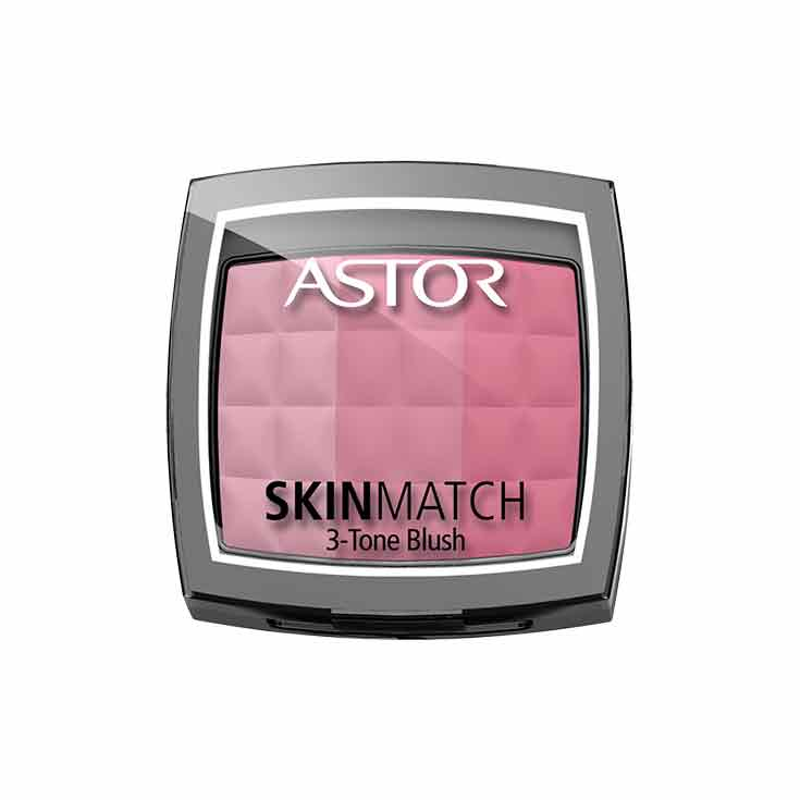 Astor Skin Match Trio Powder Blush Couture