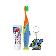 Pierrot Sharky Mini Infantil Set Dental