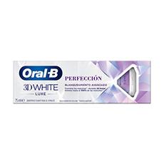 Oral-B 3D White Luxe Perfección Crema Dental 75 ml