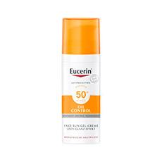 Eucerin Sun Gel Crema Oil Control Dry Touch SPF50+ 50 Ml