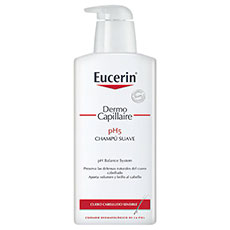 Eucerin pH5 Champú Suave 400 ml