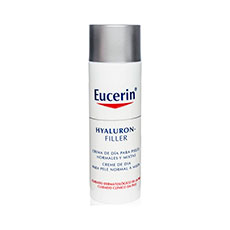 Eucerin Hyaluron Filler Crema de Día Piel Normal-Mixta SPF15 50 Ml