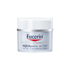 Eucerin AQUAporin ACTIVE SPF25 + UVA 50 Ml