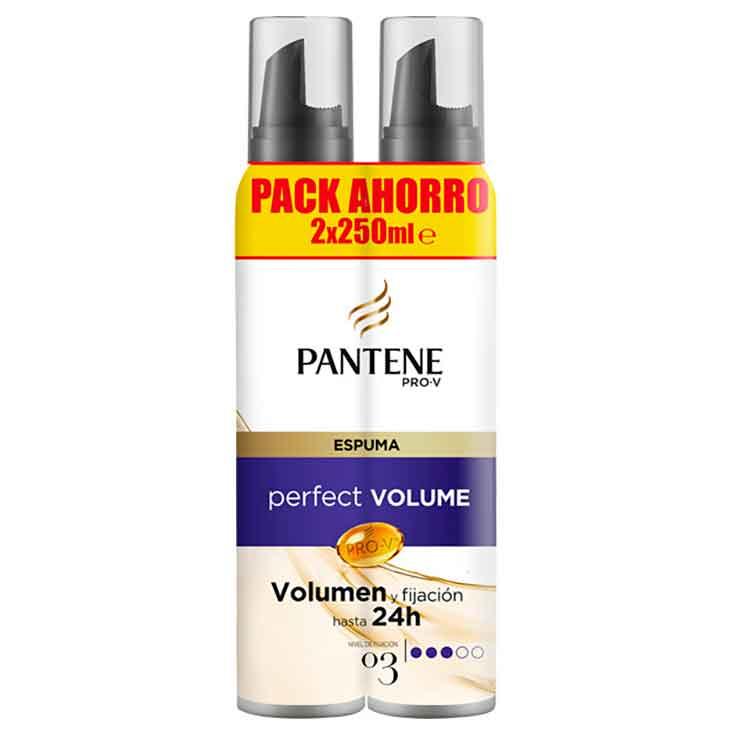 Pantene Pro-V Espuma Perfect Volume 250 Ml Duplo