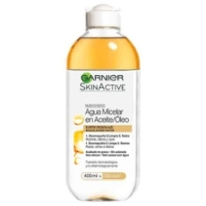 Garnier Agua Micelar En Aceite 400 Ml