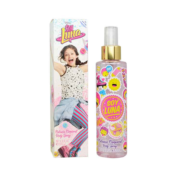 Disney Soy Luna Body Spray 200 Ml