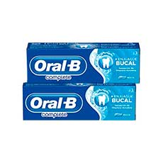 ORAL-B COMPLETE CREMA DENTAL 75 ML. DUO PACK