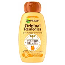 Garnier Original Remedies Tesoros de Miel Champú Reparador 300 ml