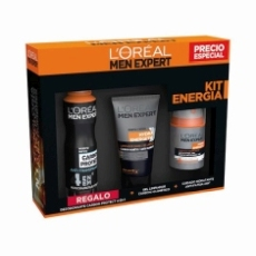 L'OREAL MEN EXPERT KIT ENERGÍA