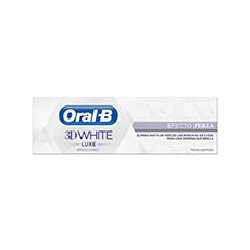 Oral-B 3D White Luxe Efecto Perla Crema Dental 75 ml