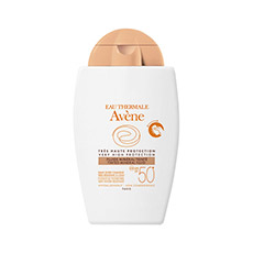 Avène Mineral Fluido SPF50+ Con Color 40 Ml
