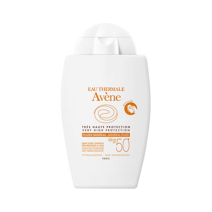 Avène Mineral Fluido SPF50+ 40 Ml